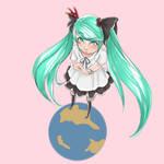 Miku World is Mine
