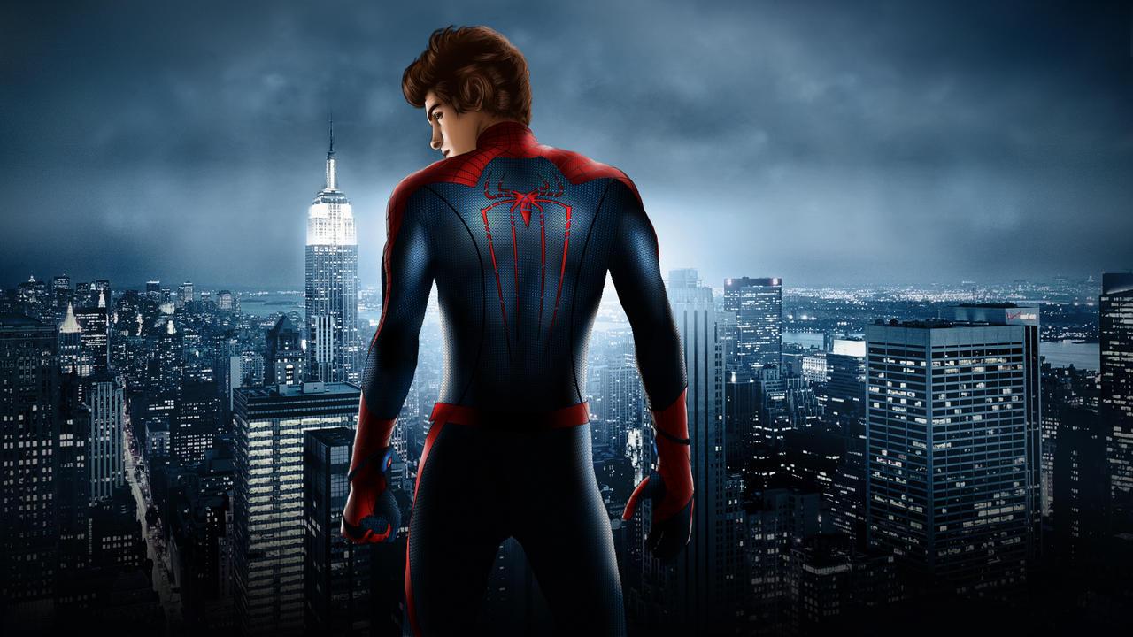 Amazing Spider-Man by LysorgKillian