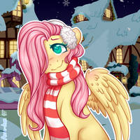 Christmas kindness by Assa-chan