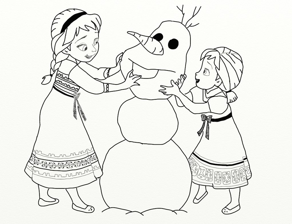 Frozen elsa anna olaf by foxbondpl on deviantart frozen elsa anna olaf by foxbondpl voltagebd Image collections