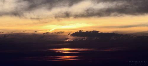 Cloudy Sun by khazadoom
