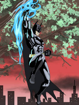 Shoryuken - Batman edition