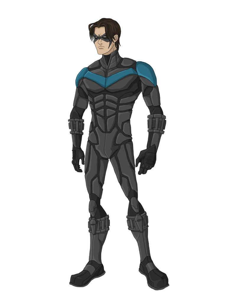 Nightwing movie by phil-cho