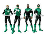 Green Lanterns of Earth