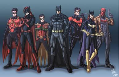 Bat Family Reboot
