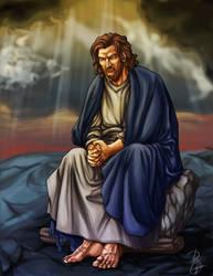 Jesus Christ by phil-cho