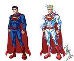 Super Kryptonian Concept