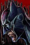 Batman Born in Blood