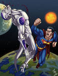 Superman vs. Frieza