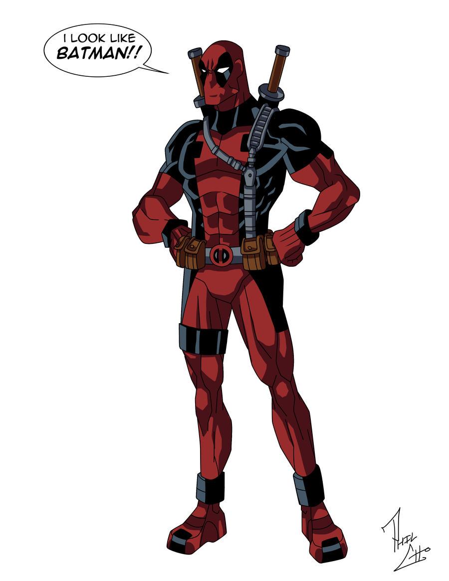 Deadpool by phil-cho