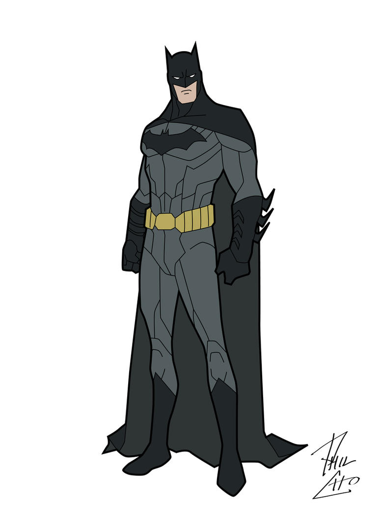 New 52 Batman By Phil Cho On DeviantArt