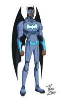 Batwing: David Zamvimbi by phil-cho