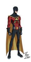 Red Robin: Tim Drake v.1 by phil-cho