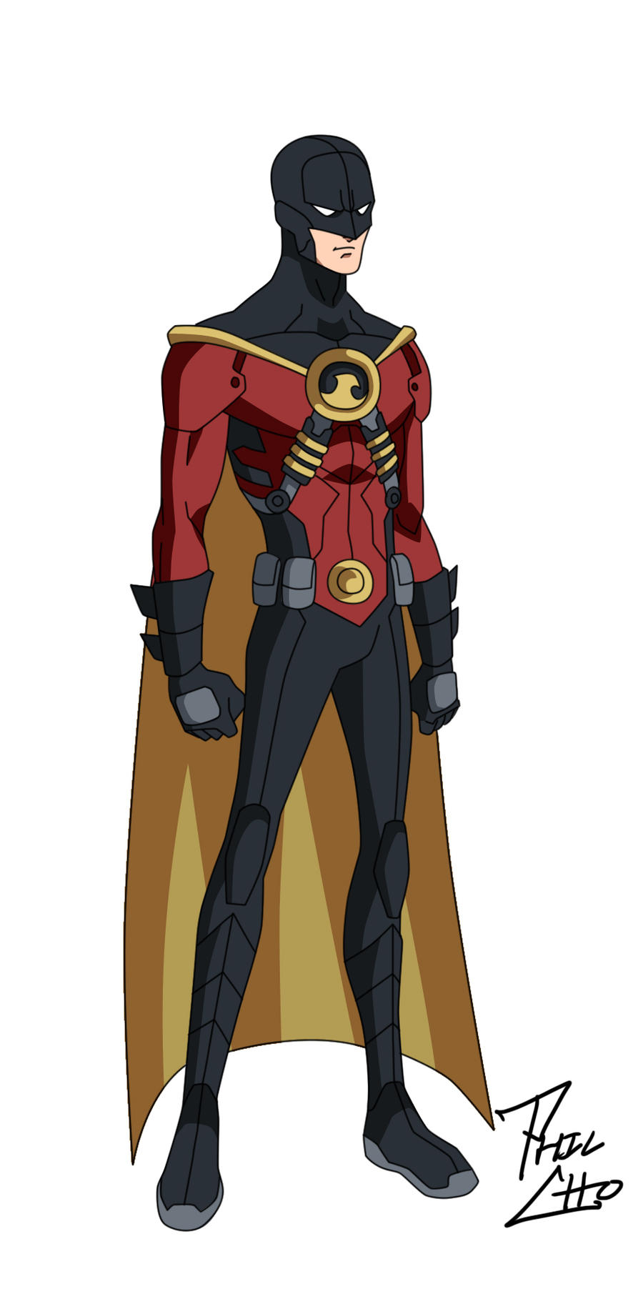 Robin | Young Justice Wiki | FANDOM powered by Wikia |Young Justice Tim Drake Red Robin