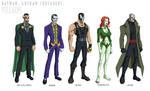 Batman: Gotham Crusaders - Villains