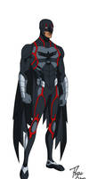 Dark Crow - OC Commission
