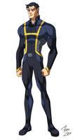 Hero - OC Commission