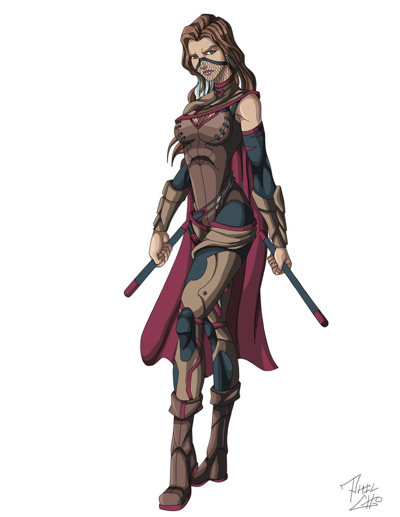 Anime Characters For Sale : Phil cho s journal deviantart
