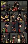 Robin meets Batgirl