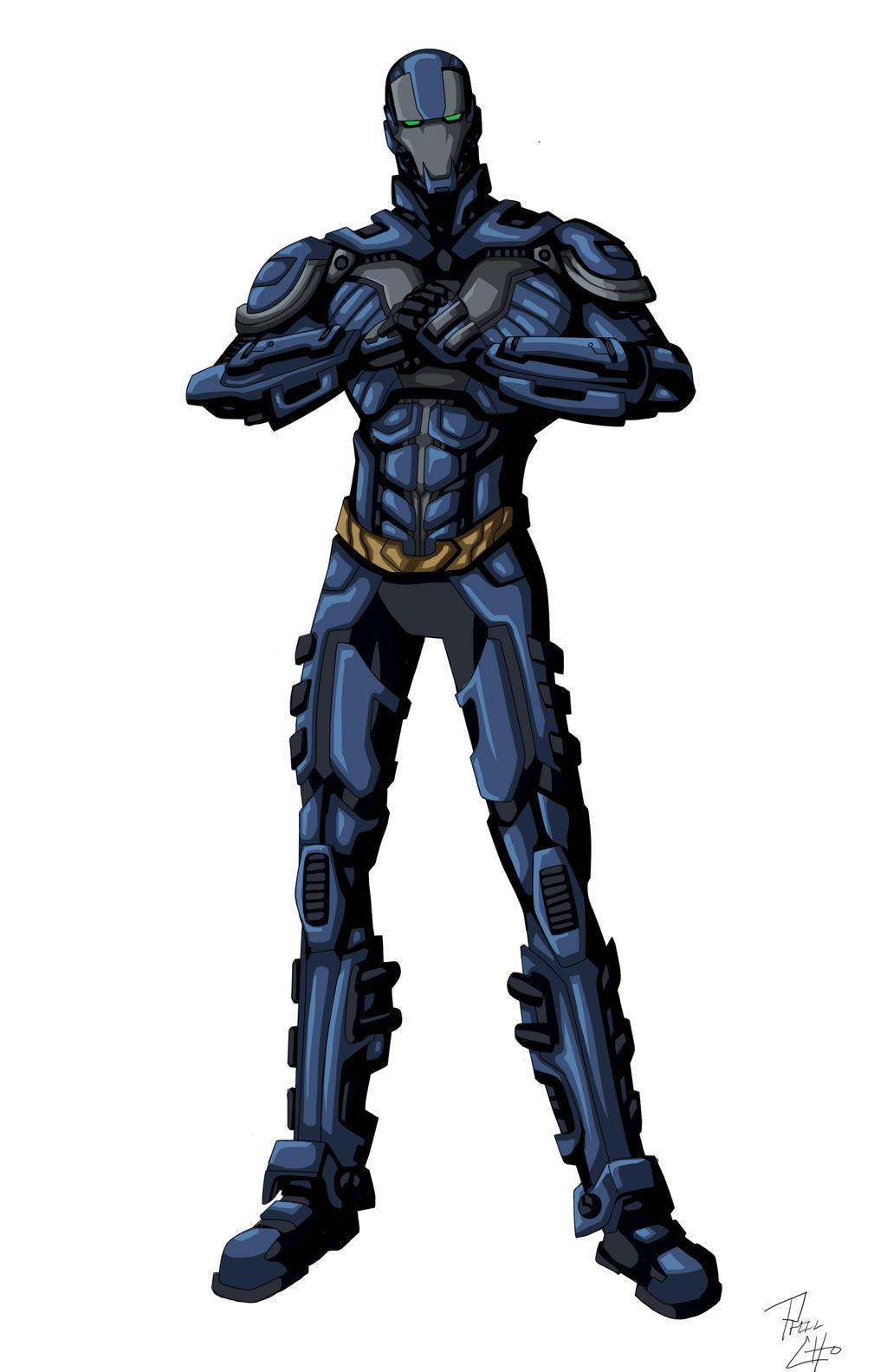 Batman Rogues Phenom_oc_commission_by_phil_cho-d656mot