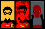 Evolution of Jason Todd