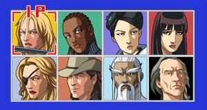 Kill Bill: Arcade Edition HD Remix