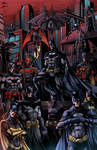 Batman75 Bat-Family