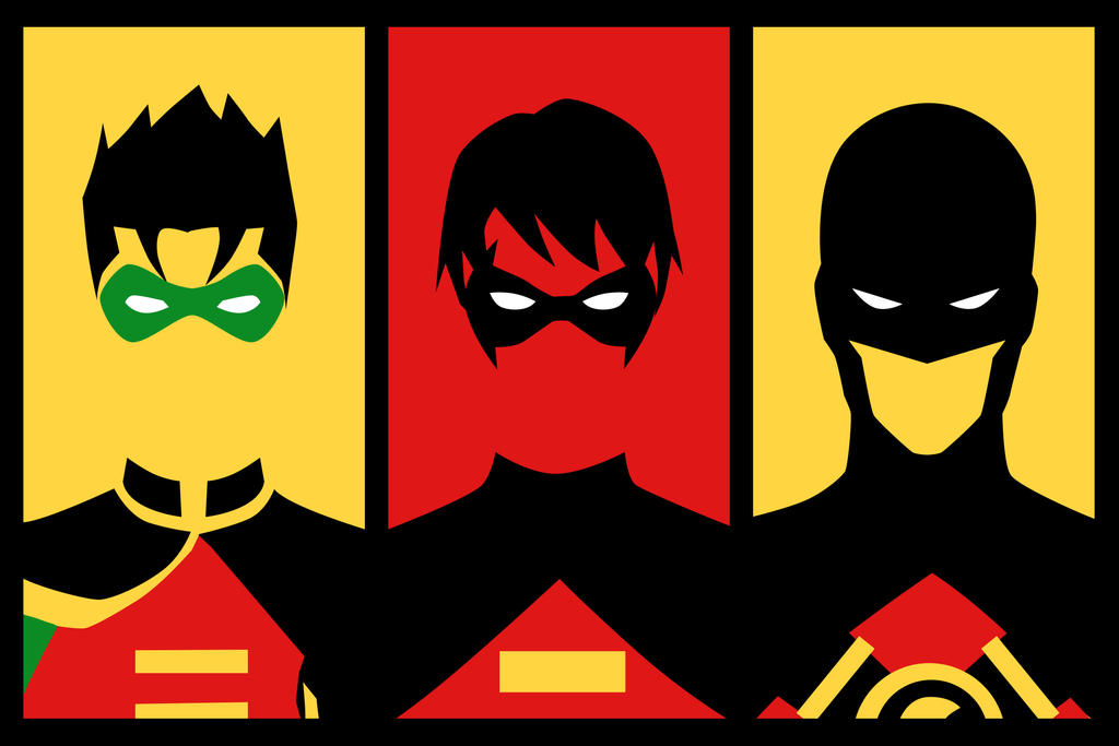 Evolution Of Tim Drake By Phil Cho On Deviantart