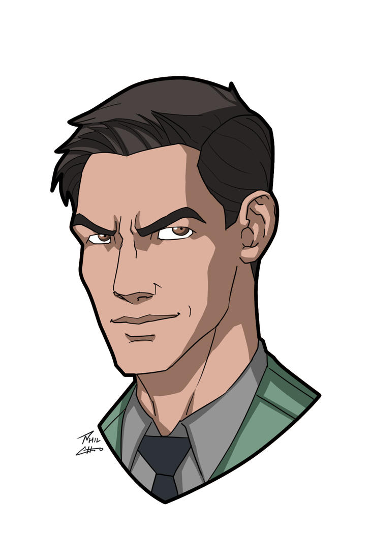 Manuel commission by phil-cho