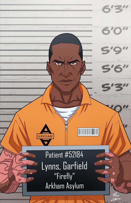 Garfield Lynns Locked Up By Phil Cho