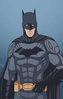 Batman (Earth-27) commission by phil-cho