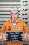 David Cain Locked up commission