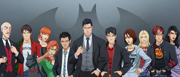 The Bat-Family (Earth-27)