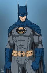 Batman JL (Earth-27) commission by phil-cho