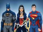 DC Trinity (Earth-27)