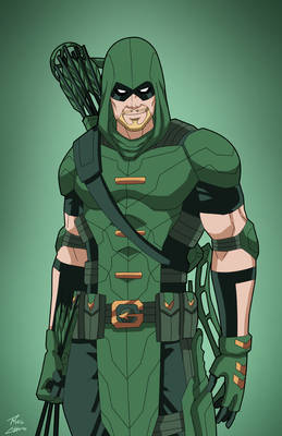 Green Arrow (Earth-27) commission