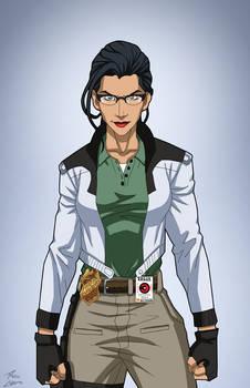 Diana Prince (Earth-27) commission