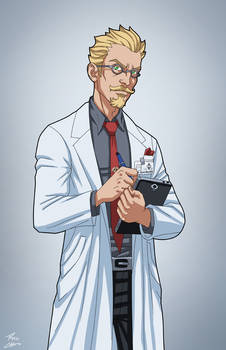 Dr. Byron Meredith (Earth-27) commission