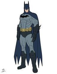 Arkham City Batman