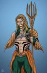 Aquaman (Earth-27) commission