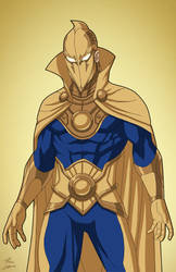 Doctor Fate (Earth-27) commission
