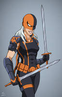 Ravager (Earth-27) commission by phil-cho