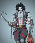 Lobo (Earth-27) commission