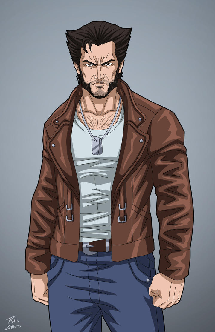 James Howlett commission by phil-cho