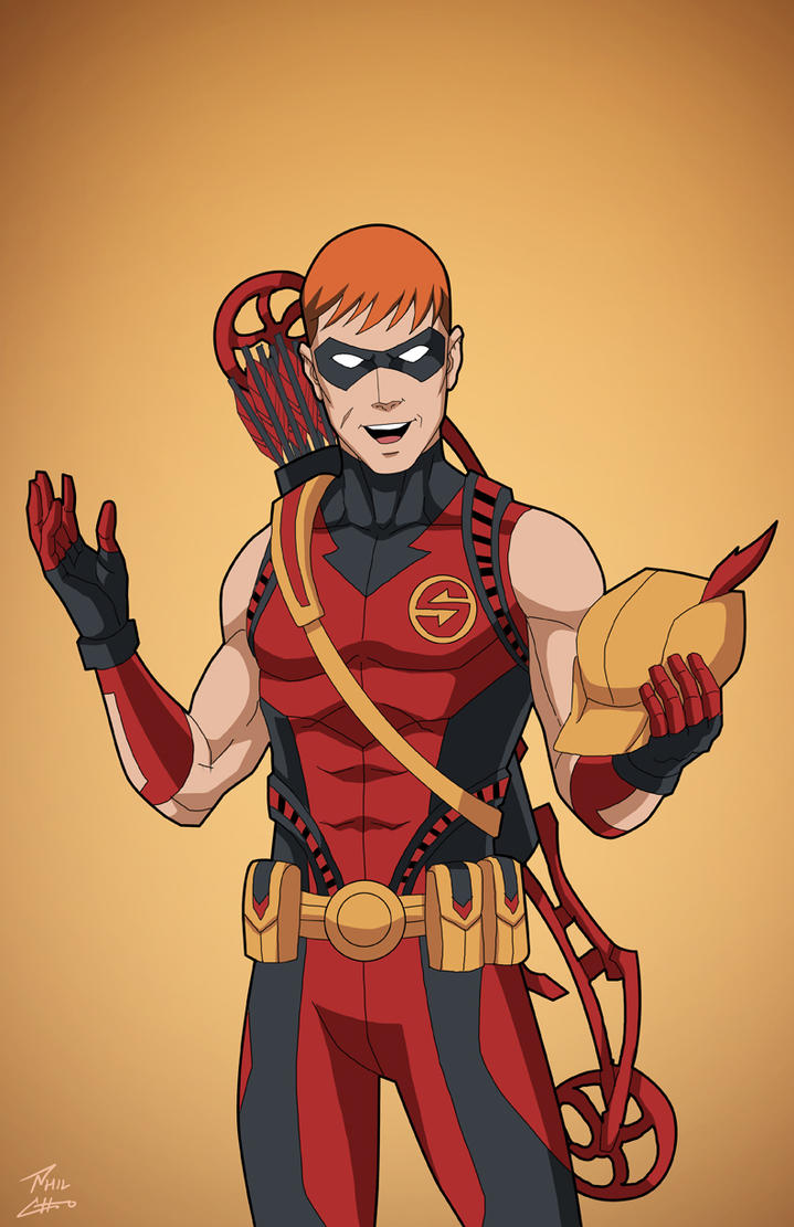 Speedy (Earth-27) commission by phil-cho