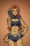 Cheetah (Earth-27) commission