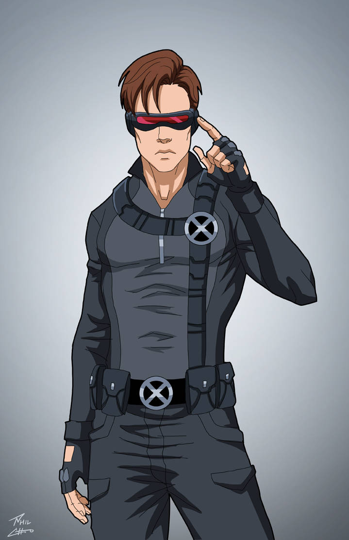 Cyclops commission by phil-cho