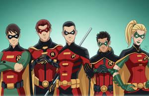 Robins (Earth-27)