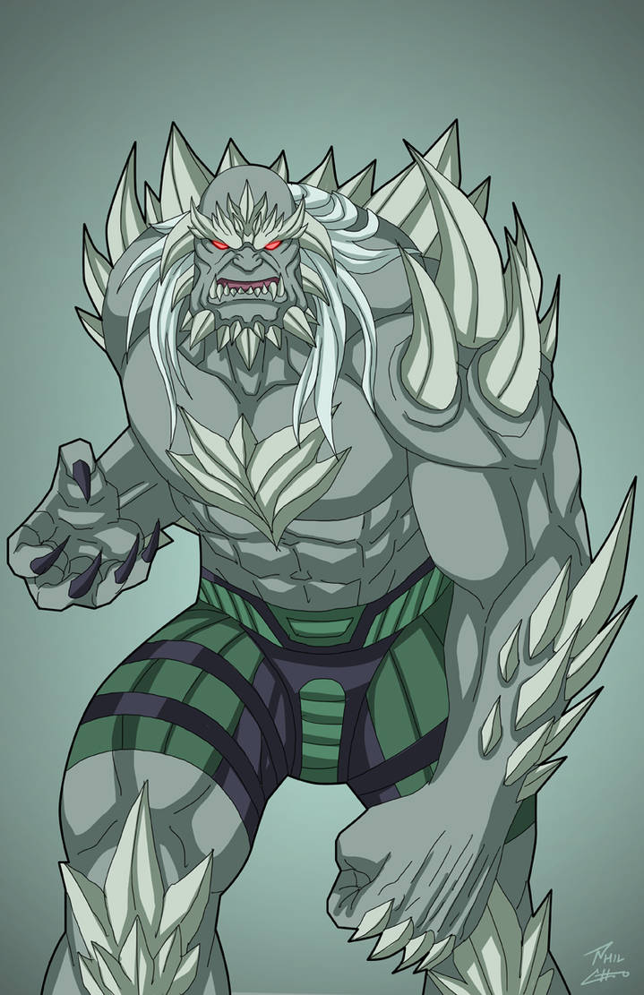 Doomsday Earth 27 Commission By Phil Cho On Deviantart