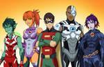 E27 Teen Titans
